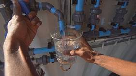 Safe, cheap and sustainable: Clean water technology for Africa