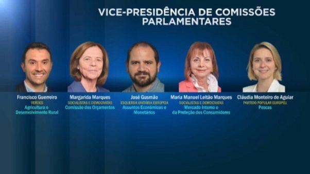 Eurodeputados portugueses entram na luta pelos fundos