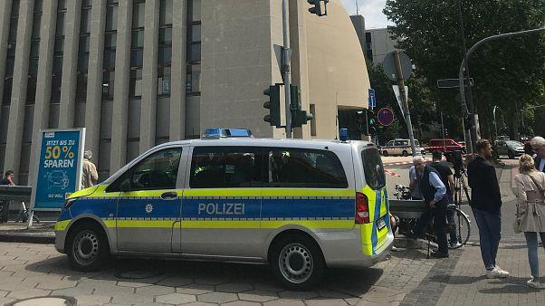 Bombendrohung: Deutschlands größte Moschee geräumt