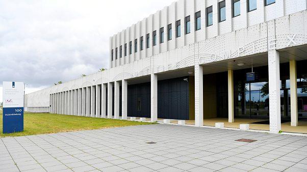 Court in Schiphol, Netherlands