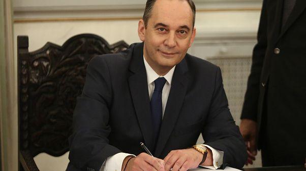 Ο νέος υπουργός Ναυτιλίας, Γιάννης Πλακιωτάκης