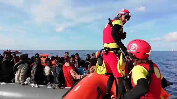 Dove sono le navi delle ONG?