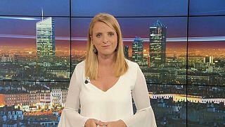 Euronews Sera   TG europeo, edizione di martedì 9 luglio 2019