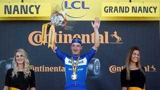 Tour de France 2019: Viviani gewinnt 4. Etappe