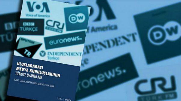 Euronews'ten SETA'ya kınama: Raporda basın özgürlüğü hiçe sayılıyor
