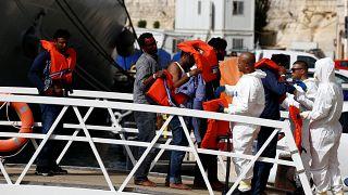 Stillstand im Mittelmeer: NGOs sind die Hände gebunden