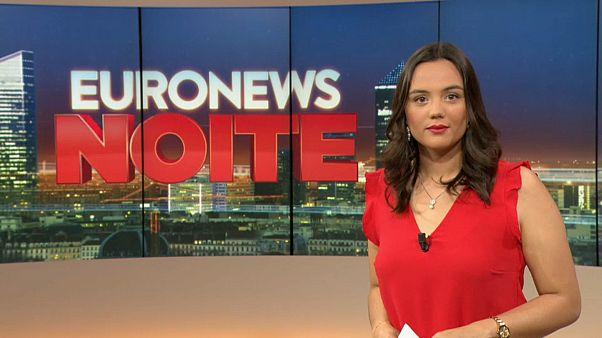 Euronews Noite | As notícias do Mundo de 9 de julho de 2019