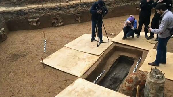Под Смоленском найдены останки наполеоновского генерала?