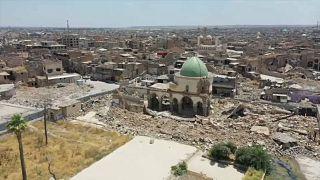 """شاهد: الموصل بعد عامين على دحر تنظيم """"الدولة"""".. إعادة إعمار ما تزال حلما بعيدا"""