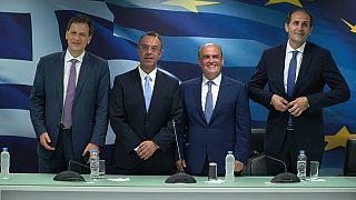 Nincs vesztegetni való ideje az új görög pénzügyminiszternek