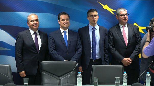 Griechenland: Ein Adonis soll Investoren anlocken