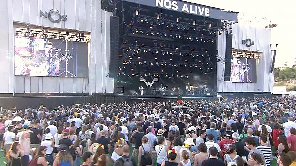 The Cure, Grace Jones y Vetusta Morla se suben al escenario del Nos Alive