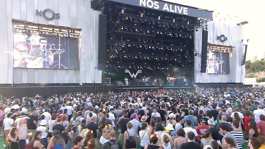 Três dias de amor pela música no NOS Alive