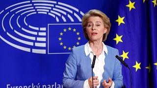 Von der Leyen promette rivoluzione Verde per l'Europa nei primi cento giorni