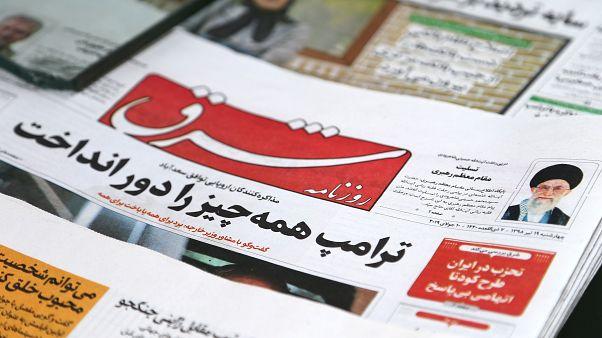 UE tenta salvar acordo nuclear com Irão