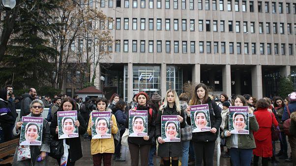 Gazi Üniversitesi öğrencisi Şule Çet'in ölümüne ilişkin üçüncü duruşma