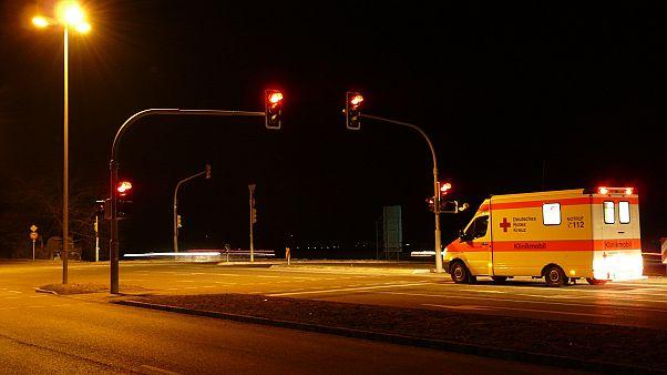 40-Jähriger stiehlt Krankenwagen, um nach Hause zu fahren
