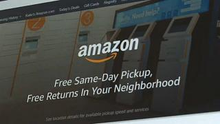 Не просите у Amazon телефончик