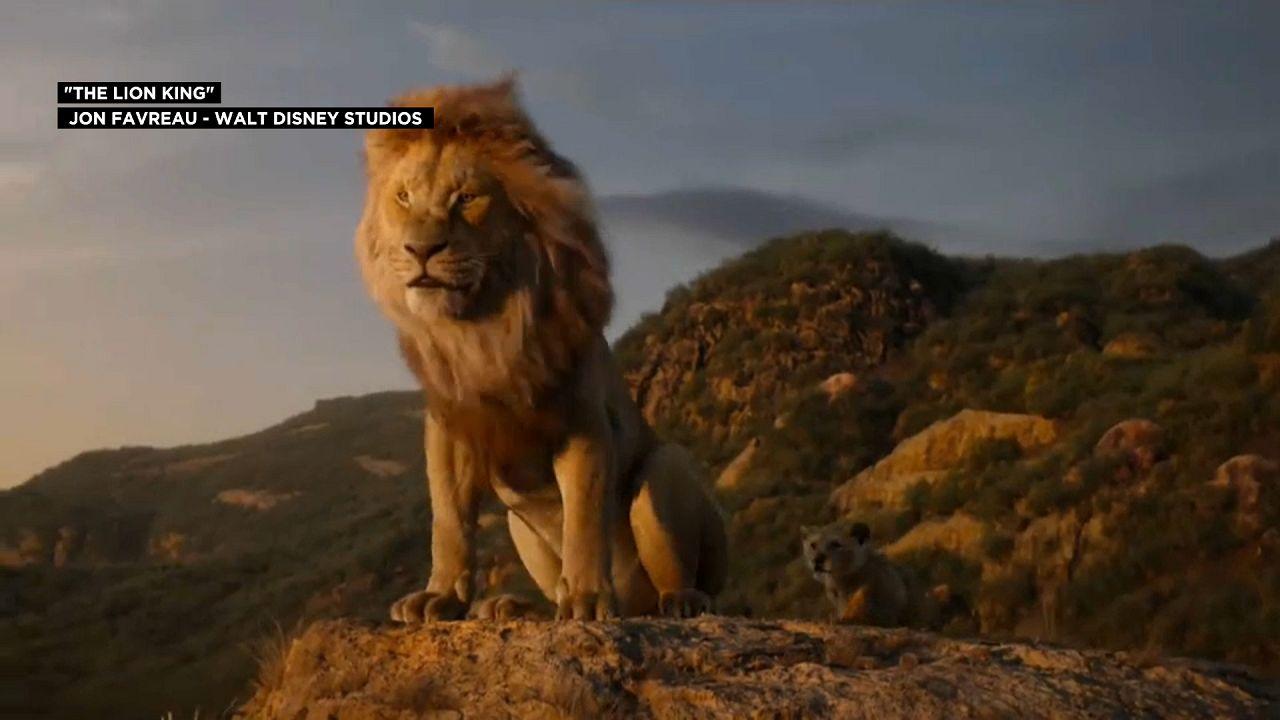 O regresso do Rei Leão