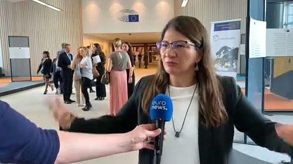 Exguerrilleros de las FARC buscan el apoyo de la Unión Europea