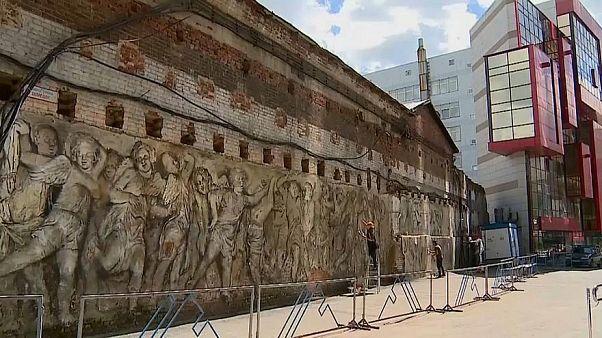 10. Stenograffia-Festival: Graffitis dürfen bleiben