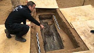 Les restes d'un ancien général de Napoléon retrouvés en Russie