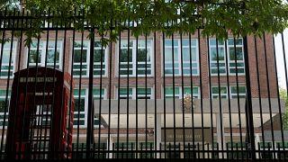 Usa: l'ambasciatore britannico si dimette