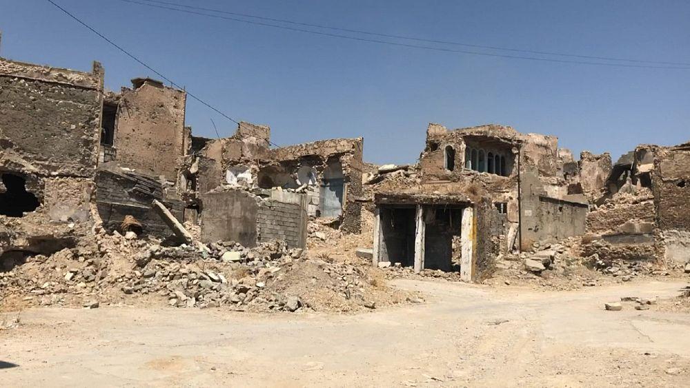 عامان على تطهير الموصل من داعش.. مدينة تنتظر بعث الروح فيها من جديد   Euronews