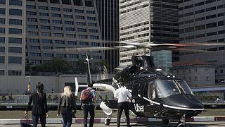 اوبر تاکسیهای هوایی خود را در نیویورک راه اندازی کرد