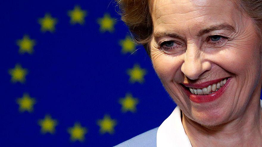 PS e PSD esperam mais garantias de Ursula von der Leyen