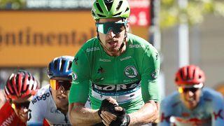 Eslovaco Sagan conquista quinta etapa do Tour
