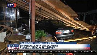 Ítéletidő Görögországban, többen meghaltak