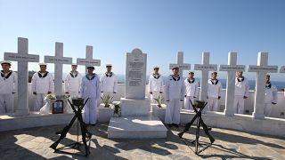 Κύπρος: Οκτώ χρόνια από την φονική έκρηξη στην Ναυτική Βάση στο Μαρί