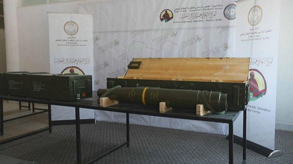 Libia: il mistero dei missili francesi di Haftar