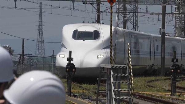 Giappone, è realtà il treno a batterie