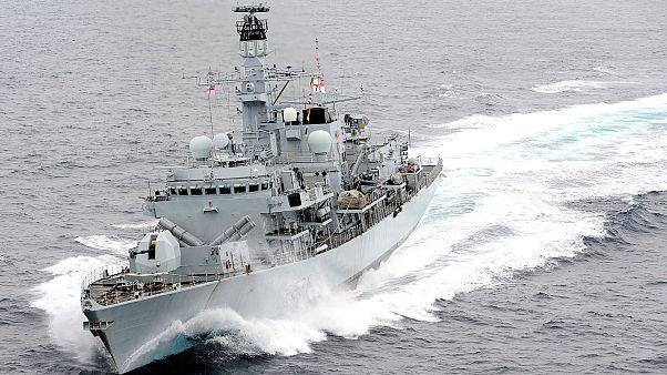 İngiltere: İran Hürmüz Boğazı'nda İngiliz tankerini durdurmaya çalıştı, donanmamız müdahale etti