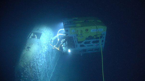 Batan Sovyet nükleer denizaltısı 30 yıldır radyasyon yaymaya devam ediyor