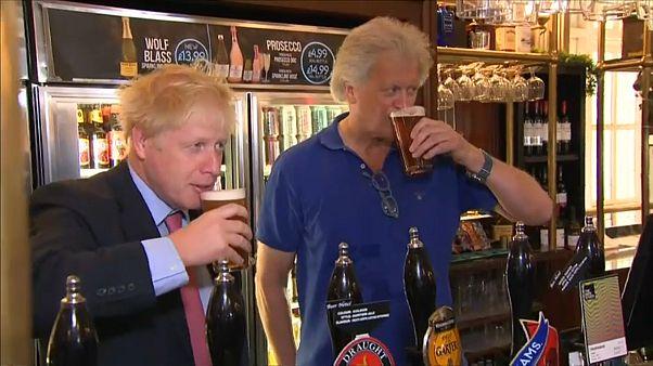 Boris Johnson accused of throwing UK ambassador 'under the bus'
