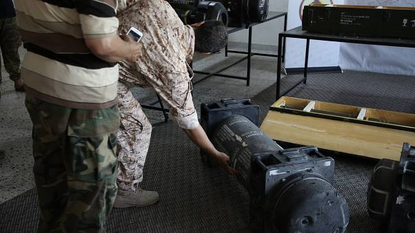 معمای موشکهای آمریکایی کشف شده در پایگاه نیروهای خلیفه حفتر در لیبی حل شد