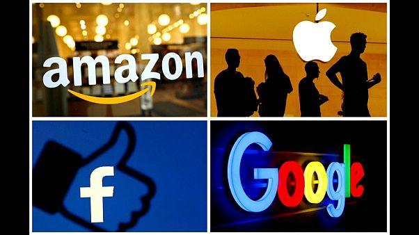 """EEUU """"investiga"""" el impuesto francés a los gigantes digitales"""