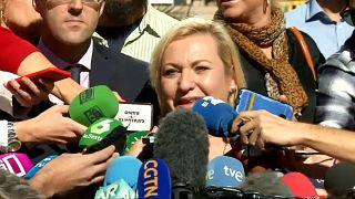 La primera bebé robada reconocida en España encuentra a su familia biológica