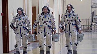 گزارشهای یورونیوز از فضا؛ ورود به مرحله قرنطینه