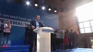 Le Pens Mann in Brüssel: Jordan Barella