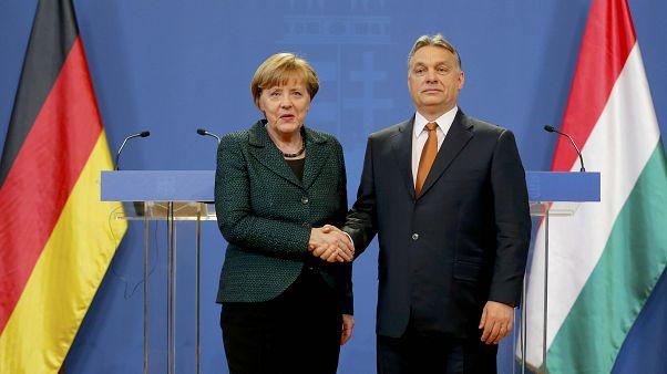 Román színész fogja játszani Orbán Viktort a Merkelről készülő filmben