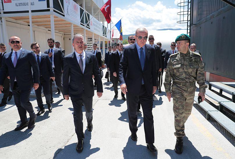 AA/Cumhurbaşkanlığı / Murat Çetinmühürdar