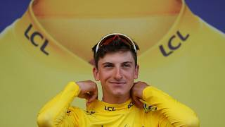 """Тур де Франс"": смена лидера"