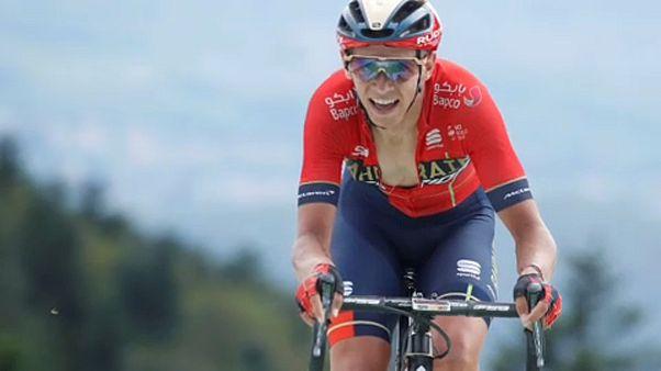 A belga Dylan Teuns nyerte a Tour első hegyi szakaszát