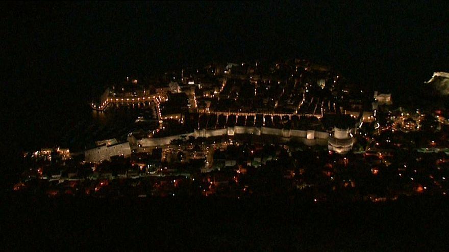 Opening night of Dubrovnik Summer Festival