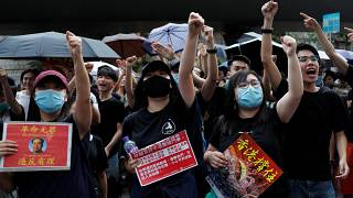 Hong Kong protesters abandoned Facebook for other platforms