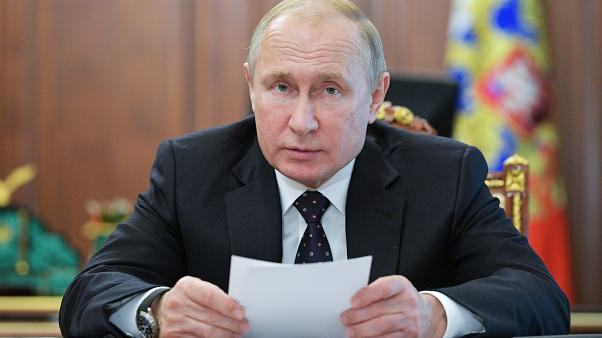 Putyin táviratban gratulált Von der Leyennek